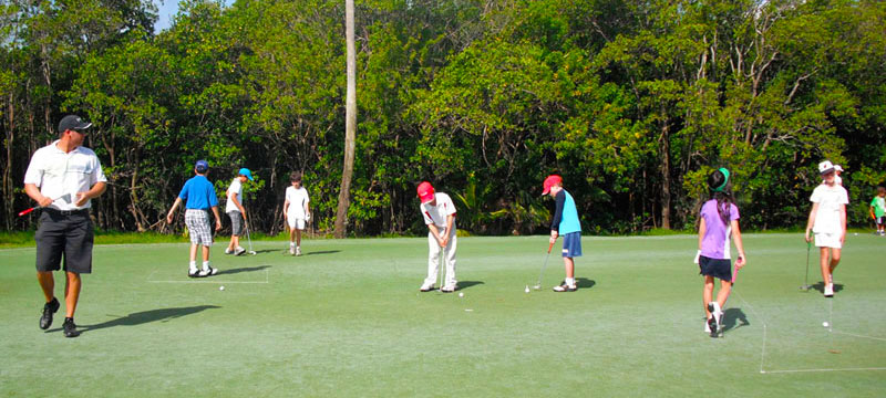 Junior Golf Summer Camp at Crandon